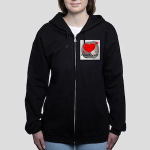 MacGyver Women's Zip Hoodie