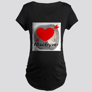 MacGyver Maternity T-Shirt