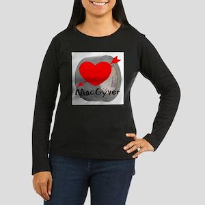 MacGyver Long Sleeve T-Shirt