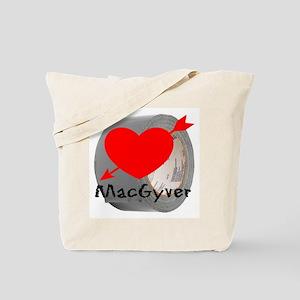 MacGyver Tote Bag