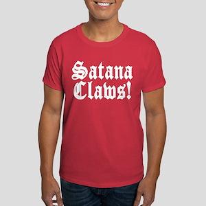 Satana Claws! Dark T-Shirt