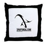 2FAST2REAL  Throw Pillow