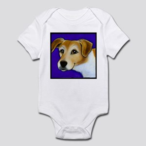 Beagle Jack Russell Mix Infant Bodysuit