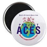 """Project ACES 2.25"""" Magnet (10 pack)"""