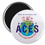 """Project ACES 2.25"""" Magnet (100 pack)"""