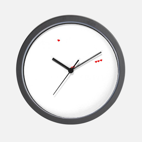 RASHAD thing, you wouldn't understand Wall Clock