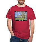 Alki Beach, West Seattle Dark T-shirt