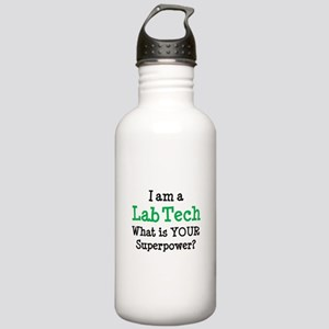 lab tech Stainless Water Bottle 1.0L