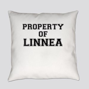 Property of LINNEA Everyday Pillow