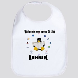 Linux Variety Bib