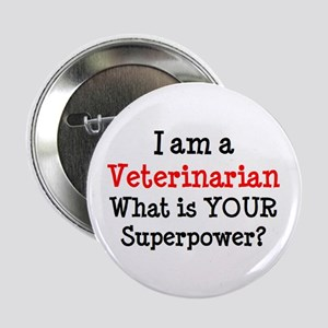 "veterinarian 2.25"" Button"