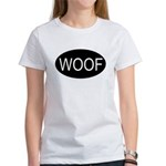 Woof Women's T-Shirt