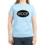 Woof Women's Light T-Shirt