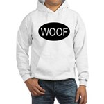Woof Hooded Sweatshirt