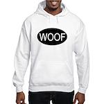 Woof Hooded Sweatshirt