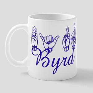 Byrd Mug