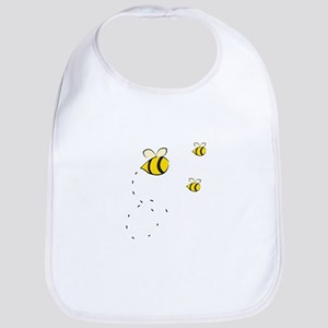 Honey Bee Bib