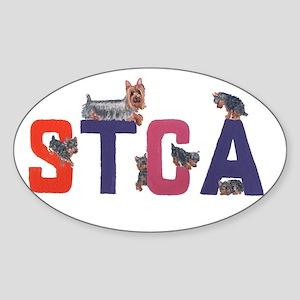 Color Logo Sticker