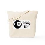 Magic 8 Ball Outlook Good Tote Bag