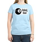 Magic 8 Ball Outlook Good Women's Light T-Shirt