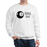 Magic 8 Ball Outlook Good Sweatshirt