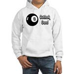 Magic 8 Ball Outlook Good Hooded Sweatshirt