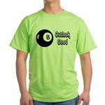 Magic 8 Ball Outlook Good Green T-Shirt