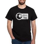 Magic 8 Ball Outlook Good Dark T-Shirt