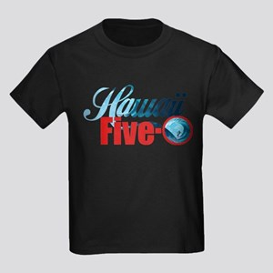 Hawaii Five O Retro Surf T-Shirt