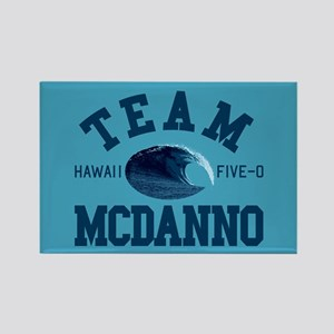 Team McDanno Hawaii Five 0 Magnets