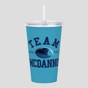 Team McDanno Hawaii Five 0 Acrylic Double-wall Tum