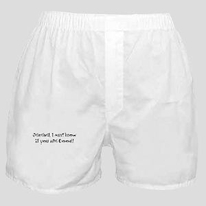 Jezebel Boxer Shorts