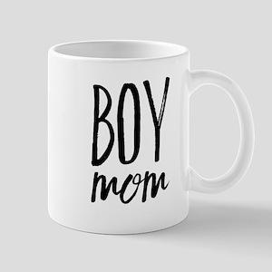 Boy Mom Mugs