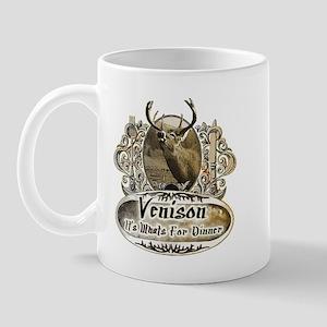 venison wild game shirts Mug