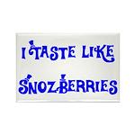 I Taste Like Snozberries Rectangle Magnet (10 pack