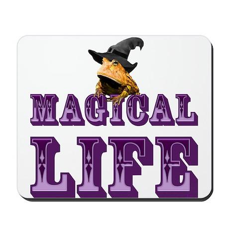 Magical Life Mousepad