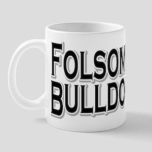 Folsom Bulldogs Mug