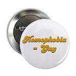Homophobia = Gay 2.25