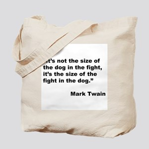 Its Size Dog Fight Its Bags Cafepress