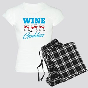 Wine Goddess Pajamas