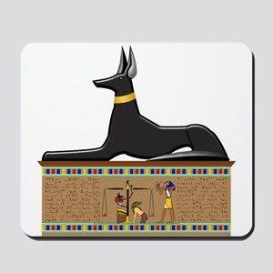 Anubis Guardian Mousepad