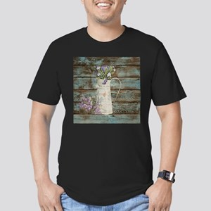 rustic lavender western country T-Shirt