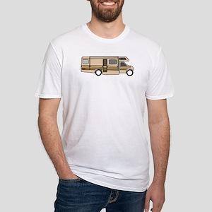 winnebago fitted t-shirt