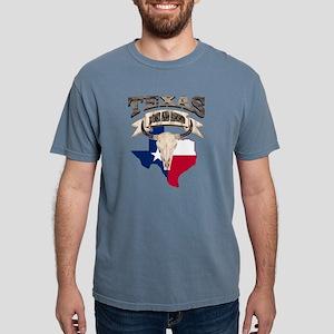 Bull Skull Born Texas T-Shirt