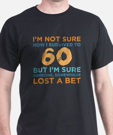 Funny Funny 60th birthday T-Shirt
