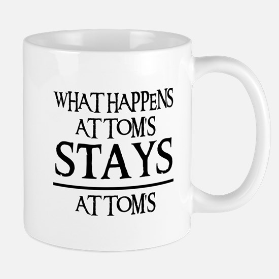 STAY'S AT TOM'S Mug