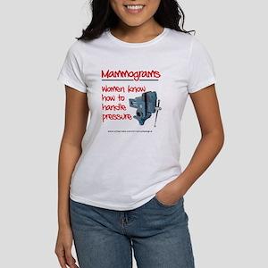 Mammograms Women's T-Shirt