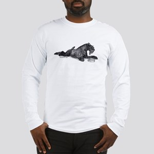Kerry with Bowl Long Sleeve T-Shirt