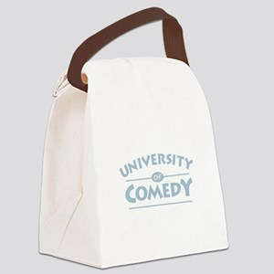 Comedy Canvas Lunch Bag