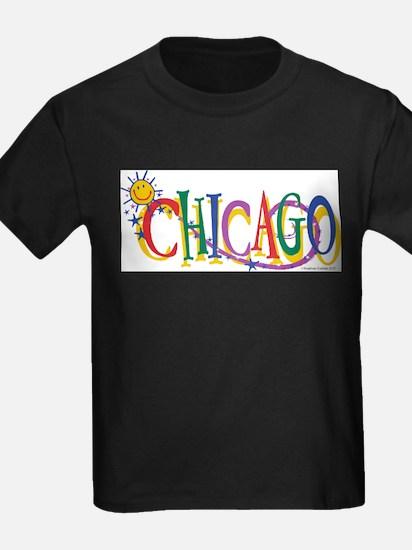 KIDS Chicago Sun T-Shirt